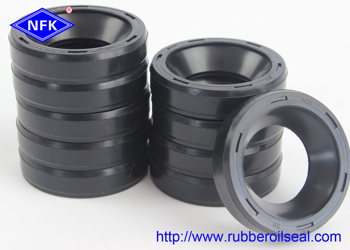 High Pressure NBR Rotary Oil Seal BZ8062-AO For 6HK1 4HK1 Engine