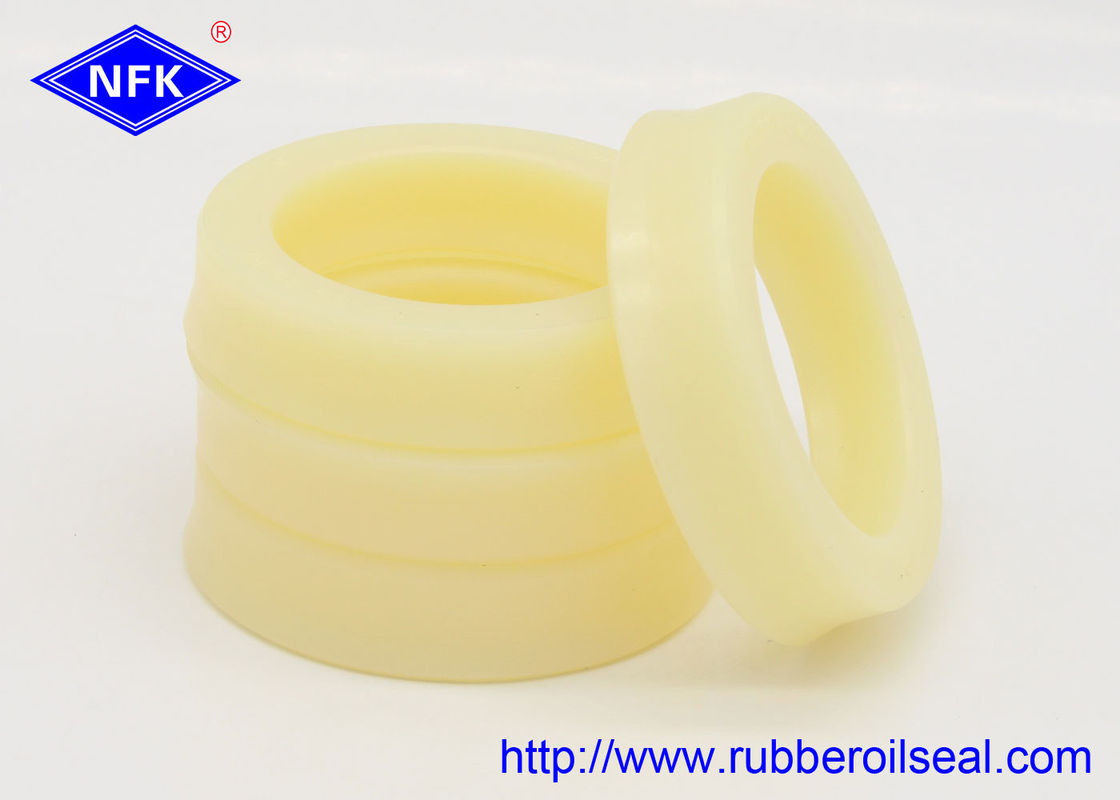 Polyurethane Hydraulic Rod Seals , Rod Wiper Seals FU0364-F0 IDI With Enough Inventory